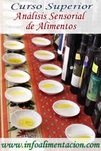 Cursos on line an lisis sensorial de alimentos especial aceite de oliva y vino - Temario curso manipulador de alimentos ...